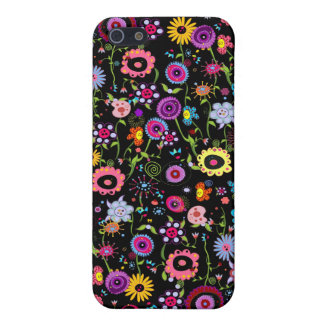 Funky Floral iPhone 5 Cover
