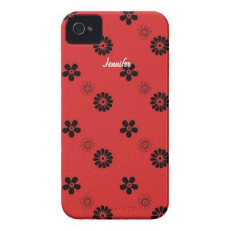 Funky Flowers Blackberry Case