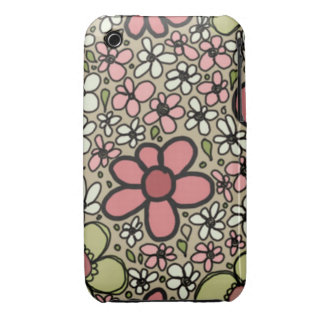 Funky Flowers Case-Mate Case