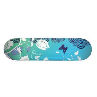 Funky Flowers Skate Boards