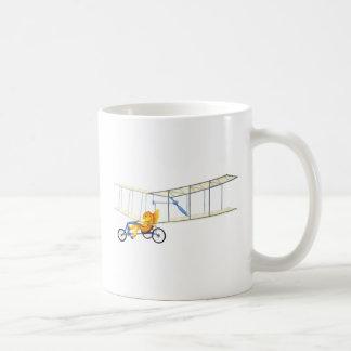 Funky Flying Fish Coffee Mug