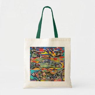 Funky Folk Fish #9,10,11 Bag