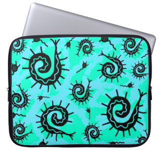 Funky Fossils Laptop Sleeve