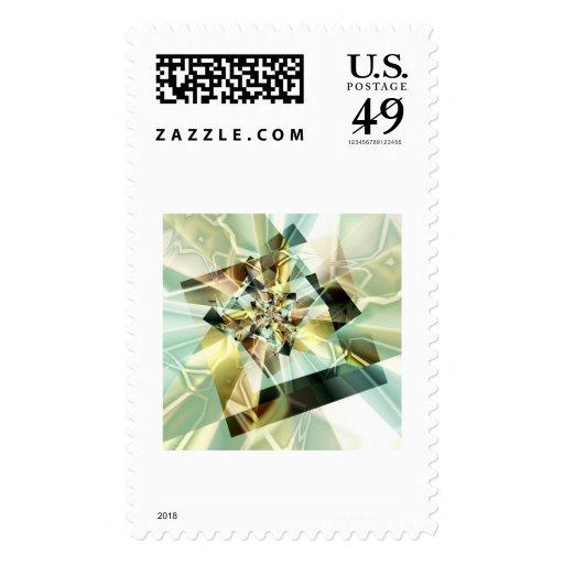 funky frames stamps