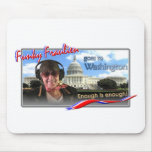 Funky Fraulien goes to Washington Mousepads