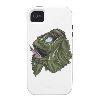 Funky Frill Lizard Case For The iPhone 4