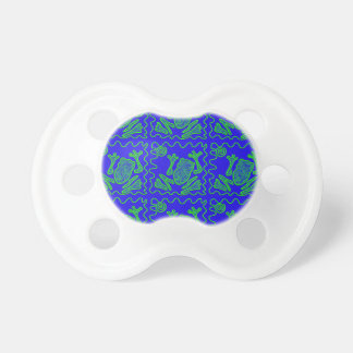 Funky Frog Colorful Toad Kids Doodle Art Gifts Pacifier