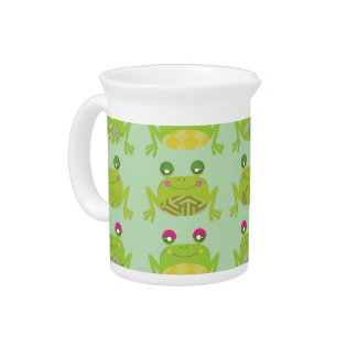 funky froggy frogs drink pitchers