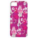 Funky Fun Cool Cats iPhone 5 iPhone 5 Cases