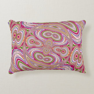 Funky fungus: Psilocybe Cyanescens Accent Pillow