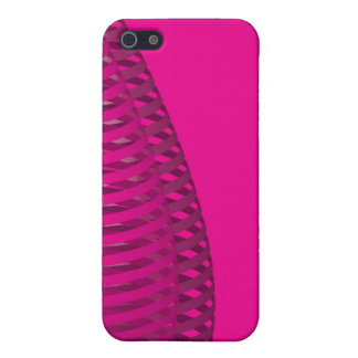 Funky fushia hot pink iphone 4 Case