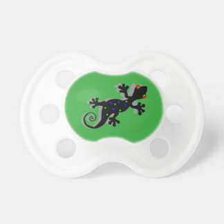 Funky Gecko - Funny Baby Shower Gifts Pacifier