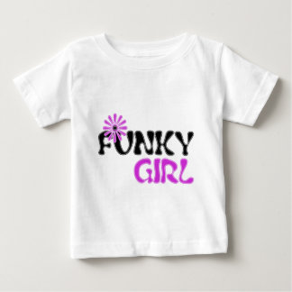 funky girl baby T-Shirt