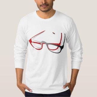 funky glasses tshirt