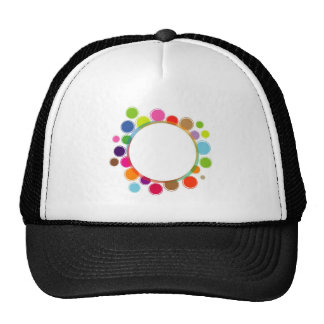 Funky Graphic design element Trucker Hat