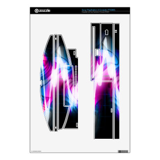 Funky Graphic EQ Audio Waveform Skin For The PS3
