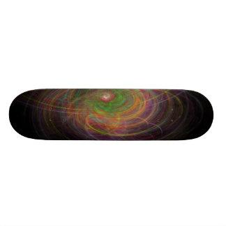 """Funky Graphic Skateboard 7 3/4""""  Full Kit"""