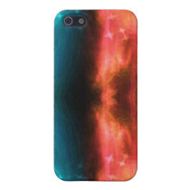 funky groovy abstract Iphone4 casing iPhone SE/5/5s Cover