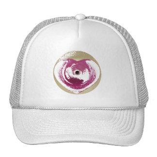 funky heart cap