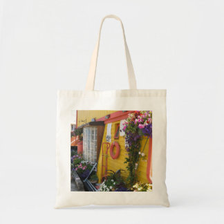 Funky House shopping bag