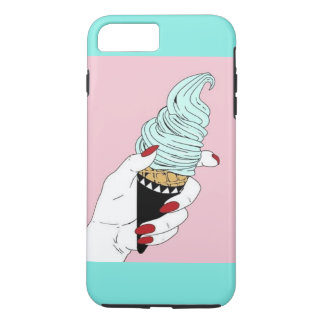 Funky IceCream Cone iPhone 7 Plus Case