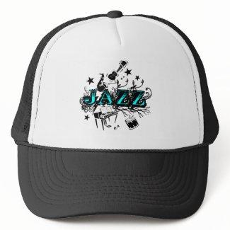 Funky Jazz Mesh Hat