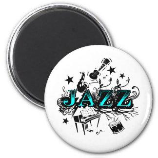 Funky Jazz Magnet