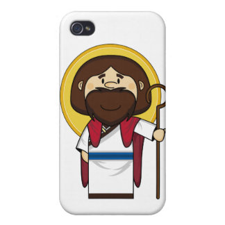 Funky Jesus Christ iphone Case Cases For iPhone 4