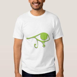 Funky Lime Purple Wedjet T-shirt