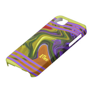 Funky Liquid Wave iPhone SE/5/5s Case