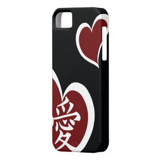 Funky Love iPhone SE/5/5s Case