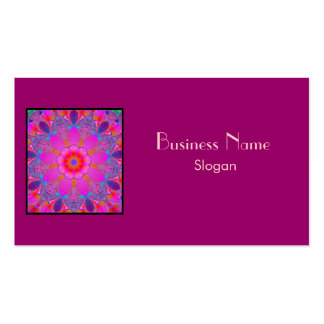 Funky Mandala Double-Sided Standard Business Cards (Pack Of 100)