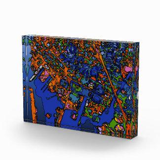 Funky Maps NEW YORK Awards