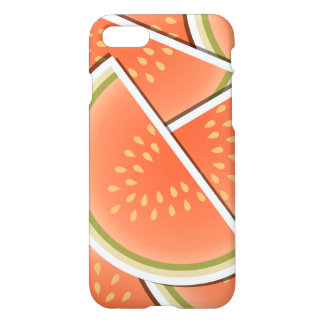 Funky melon wedges iPhone 8/7 case
