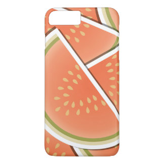 Funky melon wedges iPhone 8 plus/7 plus case