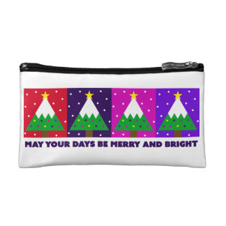 Funky Cosmetic Makeup Bags Zazzle