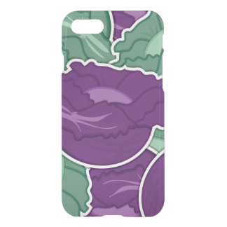 Funky mixed cabbage iPhone 8/7 case
