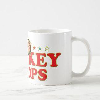 Funky Monkey Chops Coffee Mug