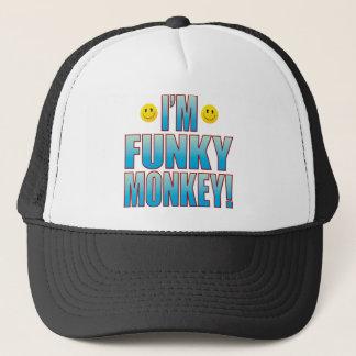 Funky Monkey Life Trucker Hat