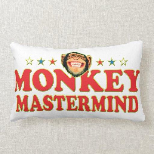 Funky Monkey Mastermind Pillows