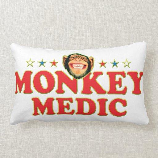 Funky Monkey Medic Pillow
