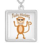 Funky Monkey Necklace