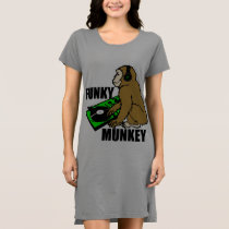 Funky Munkey Dress
