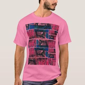 Funky Mural Wall Art T-Shirt