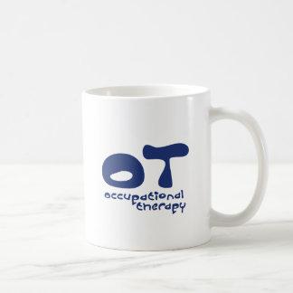Funky Occupational Therapy Coffee Mug