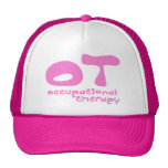 Funky Occupational Therapy Hat