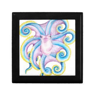 Funky Octopus Keepsake Box
