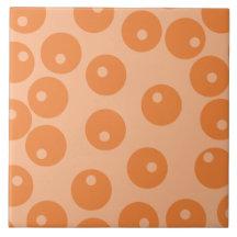 1960s Tiles, 1960s Decorative Ceramic Tile Designs