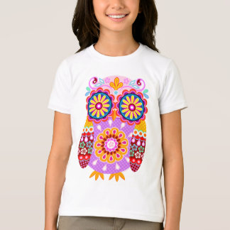 Funky Owl Kids Shirt