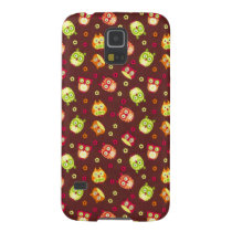 Funky Owls Case For Galaxy S5